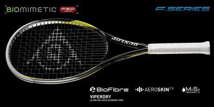 Obrázek z Tenisová raketa Dunlop BIOMIMETIC F 5.0 Tour