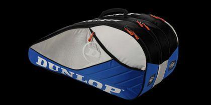 Obrázek z Tenisový bag Aerogel 4D 10 Racket Thermo, modro-bílo-černá