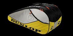 Obrázek Tenisový bag Aerogel 4D 10 Racket Thermo, žluto-bílo-černá