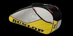 Obrázek Tenisový bag Aerogel 4D 6 Racket Thermo, žluto-bílo-černá