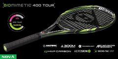 Obrázek Tenisová raketa Dunlop BIOMIMETIC 400 Tour