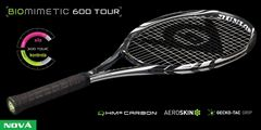 Obrázek Tenisová raketa Dunlop BIOMIMETIC 600 Tour