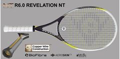 tenisová raketa Dunlop R6.0 Revelation NT
